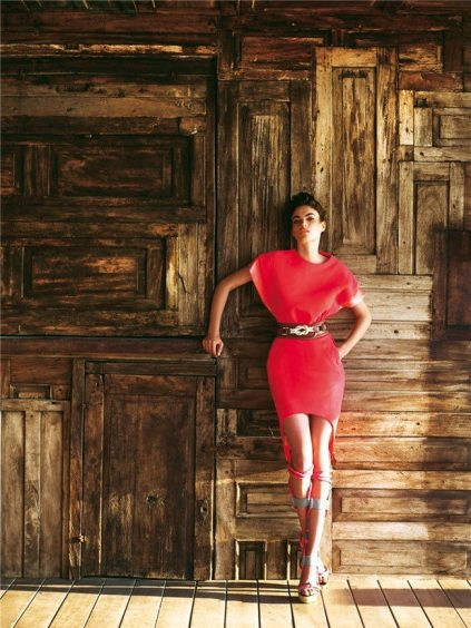 Ana Locking via S Magazine