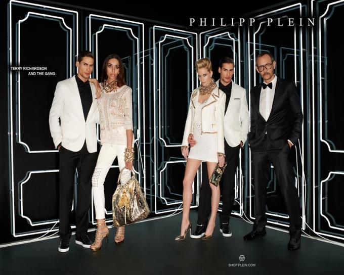 Philipp Plein Campaign