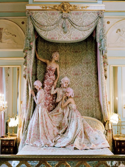 Tim Walker Vogue 2007