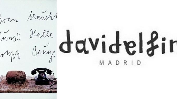 Joseph Beuys / Davidelfin