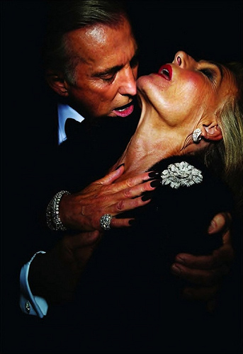 Tom Ford´s Editorial Love is forever