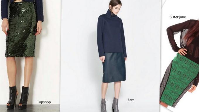 Topshop, Zara, Sister Jane