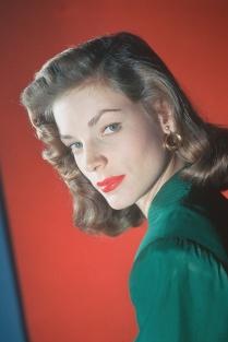 Lauren Bacall image via vogue.es