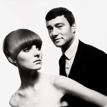 Mary Quant and Vidal Sasoon