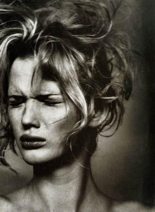 Anne Vyalitsyna by irving penn