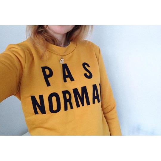 pas normal