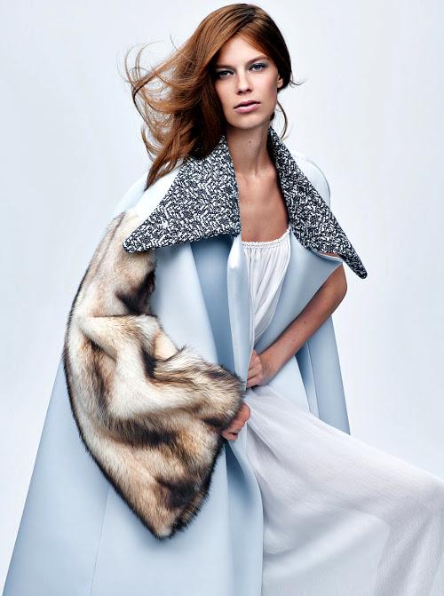Nathaniel Goldberg for Vogue China 2015