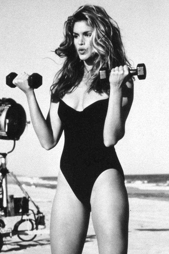 Cindy Crawford Moldea tu cuerpo